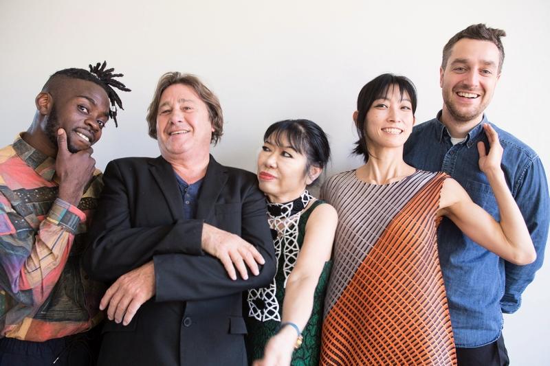 Tanz: Yui Kawaguchi, Kofie da Vibe Musik: Aki Takase, Louis Sclavis und DJ Illvibe Premiere: 28. April 2018, Kunsthaus Bregenz/Bregenz